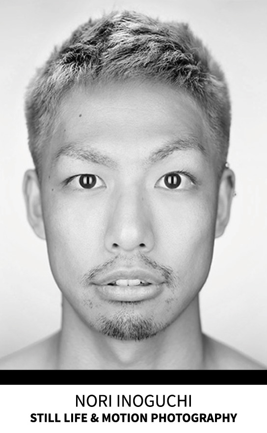 NORI INOGUCHI | The extraordinary Still Life & Motion Photographer who is conducting most of the big advertisement campaigns in the world, on the Jury Panel of This Is Photography, International Contest by Lens Magazine.