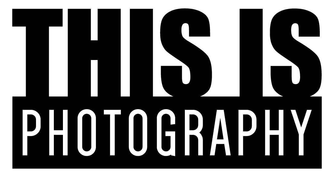 This Is Photography by Lens Magazine. Logo